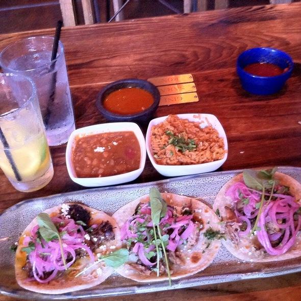 Duck Taco - Ortega 120, Redondo Beach, CA