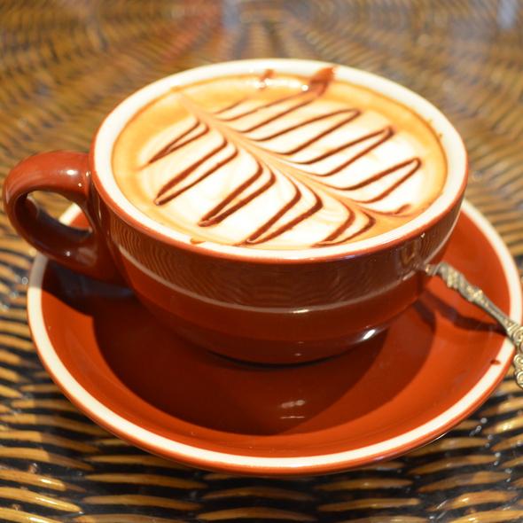 Nutella Coffee @ Bruschetteria 102