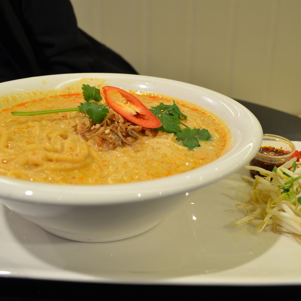 Chicken Laksa @ Thairiffic
