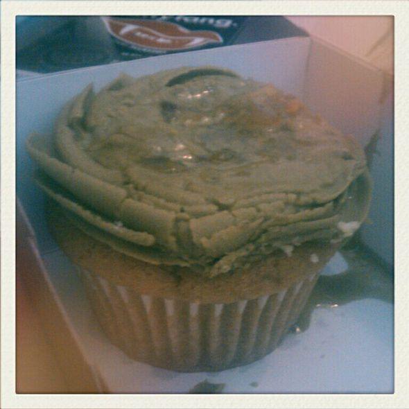 Green Tea Ginger Cupcake  @ Raphsodic Cooperative Company