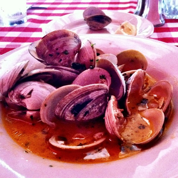 Steamed Clams @ Daddy Jack's