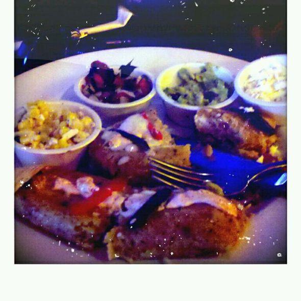 Tamale @ Uncle Julio's Rio Grande Cafe