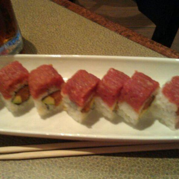 New York Roll @ Shogun Japanese Restaurant