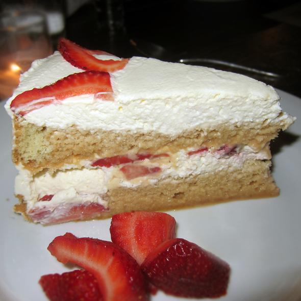 Tres Leches Cake - Dona Tomas, Oakland, CA