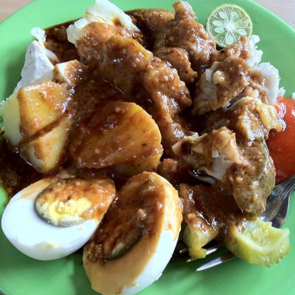 Somay @ Sop Buah Pak Ewok
