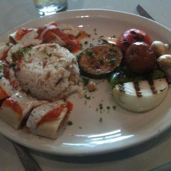 Anatolia mediterranean cuisine menu orlando fl for Anatolia mediterranean cuisine