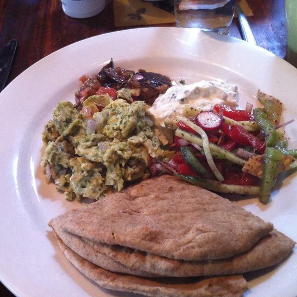 Turkish Breakfast @ Olea Restaurant