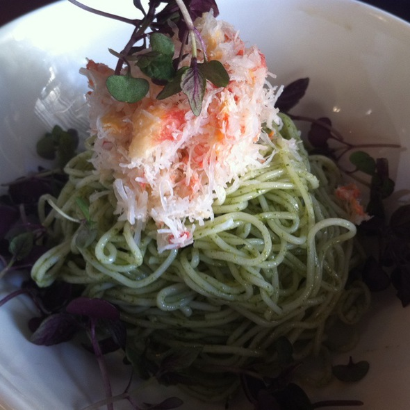 Cold Somen Noodles @ ICHI Sushi