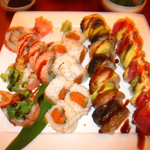 Sushi - Sushi Shiono, Kailua-Kona, HI
