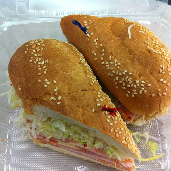 Submarine Sandwich @ Maria's Downtown Los Angeles