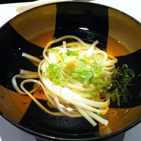Noodles @ Sushi Kaji Restaurant