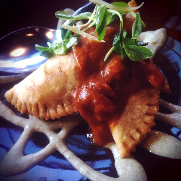 Goat Empanadas @ The Girl And The Goat