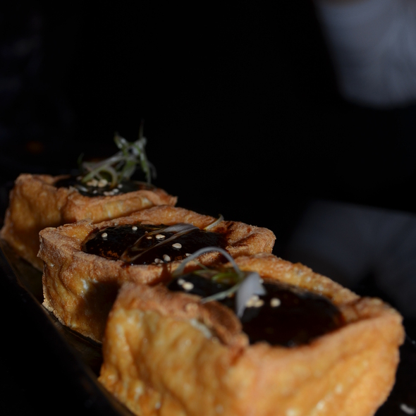 Agedashi Tofu @ Mizuya Japanese Restaurant & Karaoke