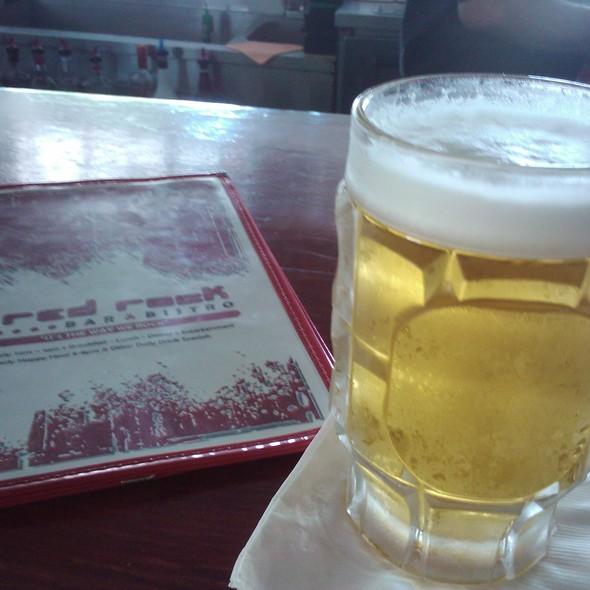 Banks Beer @ Red Rock