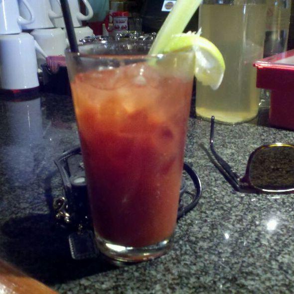 Bacon Bloody Mary @ Tonic Restaurant & Bar