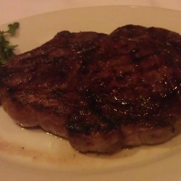 Bone-in Ribeye Steak - Morton's The Steakhouse - Dallas, Dallas, TX