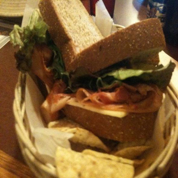 Spicy Spooner Sandwich