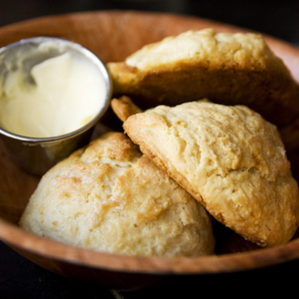 buttermilk biscuit @ The Brooklyn Star