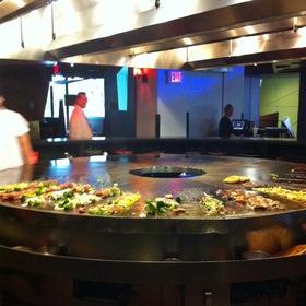 Mongolian Stir Fry - Fire + Ice Boston, Boston, MA