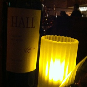 Decanting Hall - Fleming's Steakhouse - Brookfield, Brookfield, WI