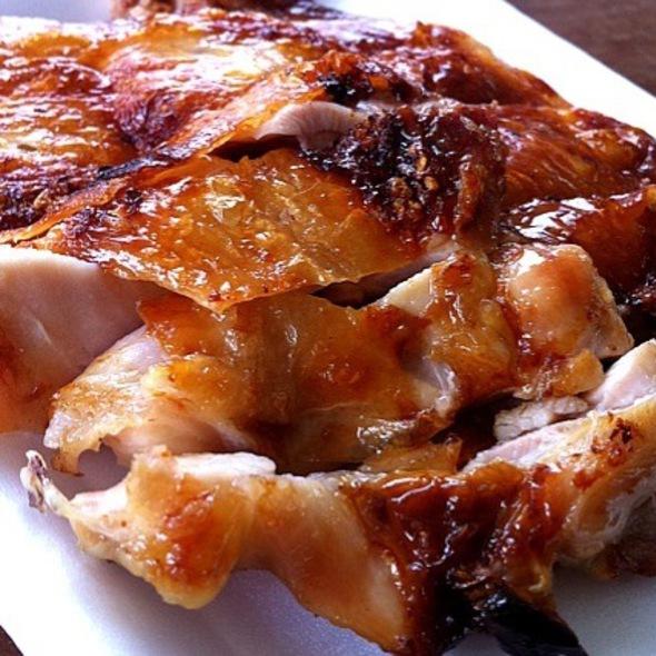 Crispy Skin Grilled Chicken
