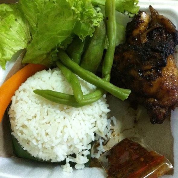 Ayam Panggang @ Ayam Goreng Fatmawati
