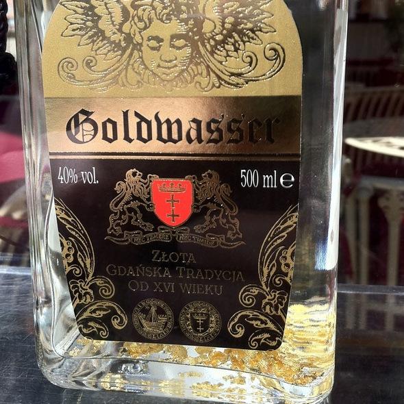 Goldwasser @ Kamienica Goldwasser