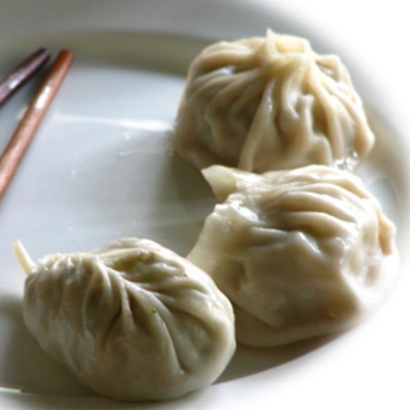 Vegetarian Momos @ Himalayan Heritage Restaurant