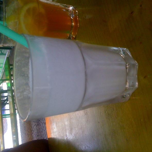 Coconut Shake @ Pagode