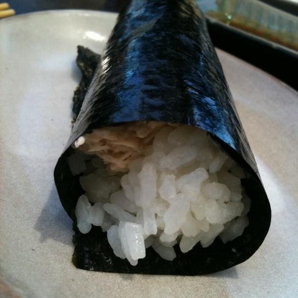 Blue Crab Handroll @ Echigo