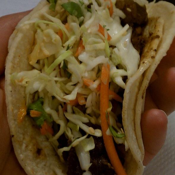 Kalbi Tacos @ Marination Mobile