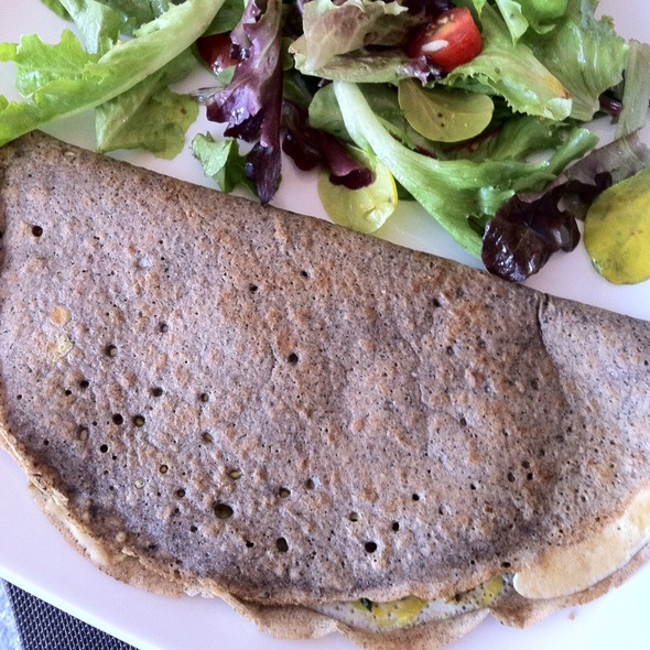 Homemade Galette @ Linda's Place