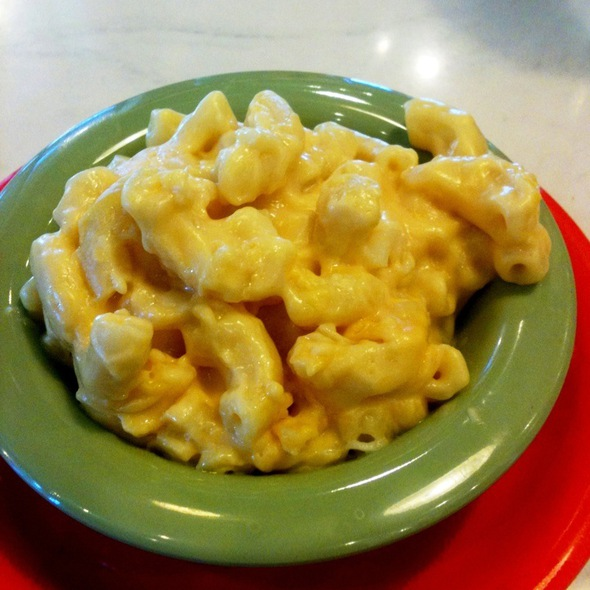 Mac and Cheese @ McAlister's Deli
