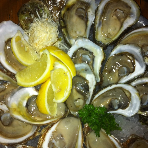 Oysters @ Rodney's Oyster House