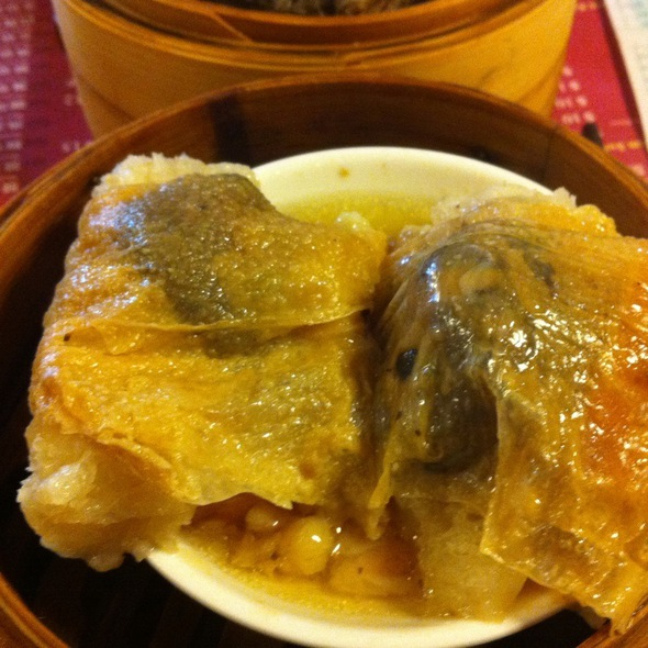 Steamed Bean Curd Rolls