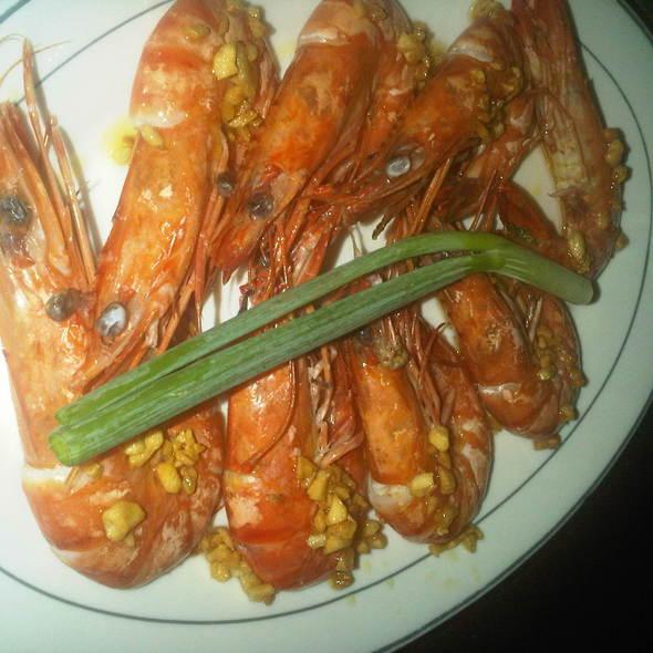 Garlic Shrimps @ Kalui