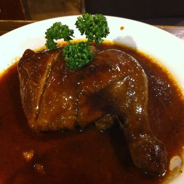 Chicken In Coke @ 米克斯異國料理