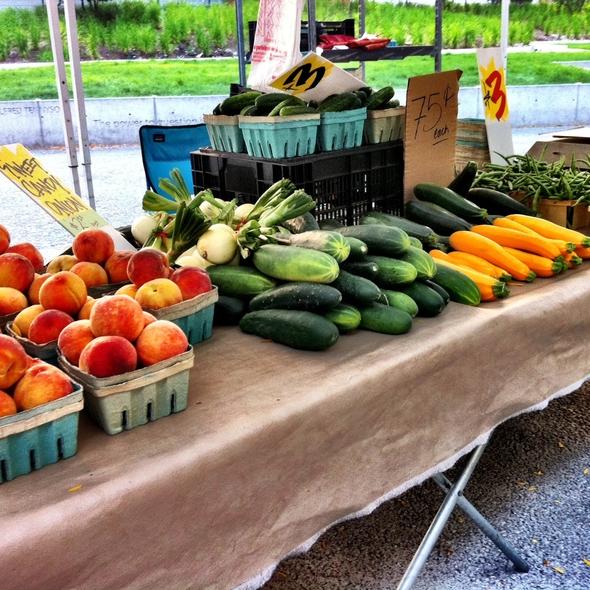 Vegetables @ Green City Market
