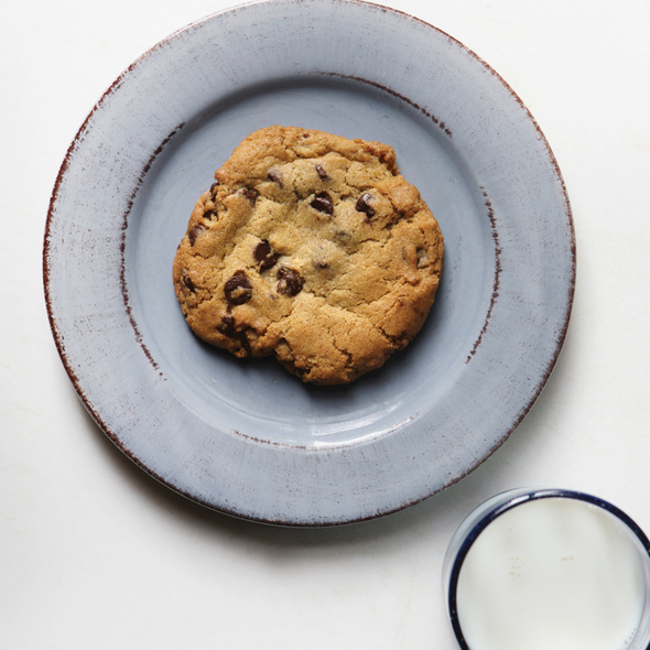 Big Fat Chocolate Chip Cookies @ Russell's Cafe & Bakery