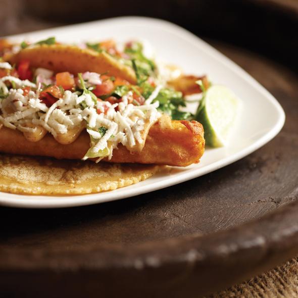 fish tacos @ Tortillaria Mexican Kitchen