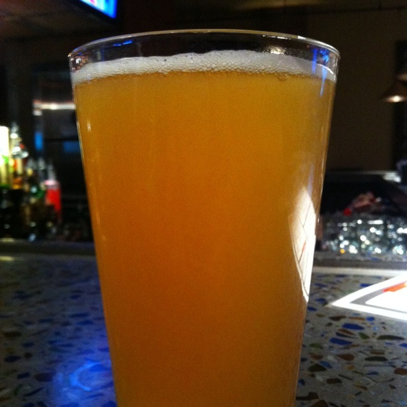 Sip & Go Naked Apricot Ale @ Tamarack Brewing Company