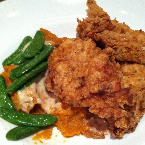 buttermilk fried chicken @ NOLA Restaurant