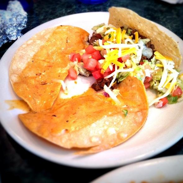 Crispy Taco And Tostada Chips @ Chuy's