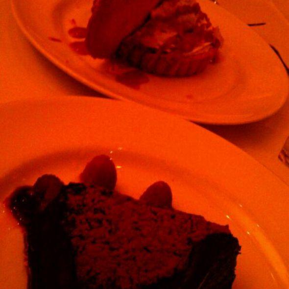 Coconut Cream Pie @ The Capital Grille