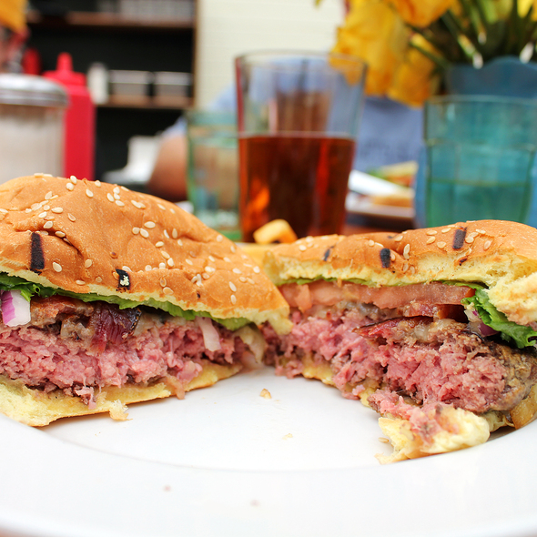 OpenCity burger