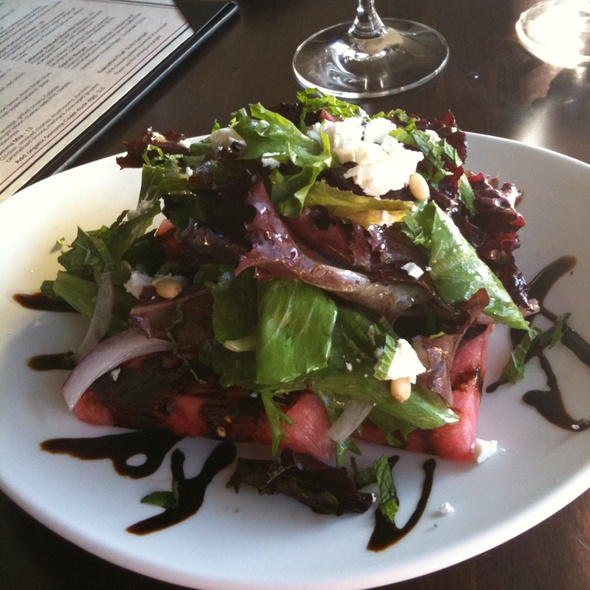 Summer Salad @ Carpe Diem Wine Bar