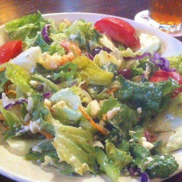 Papas Greek Salad  @ Pappas Restaurants: Pappadeaux Seafood Kitchen