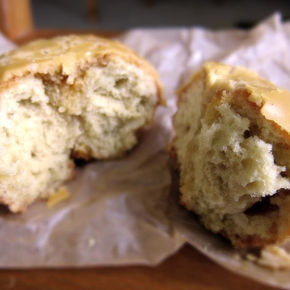 Salted Caramel Donut @ Pepples Donut