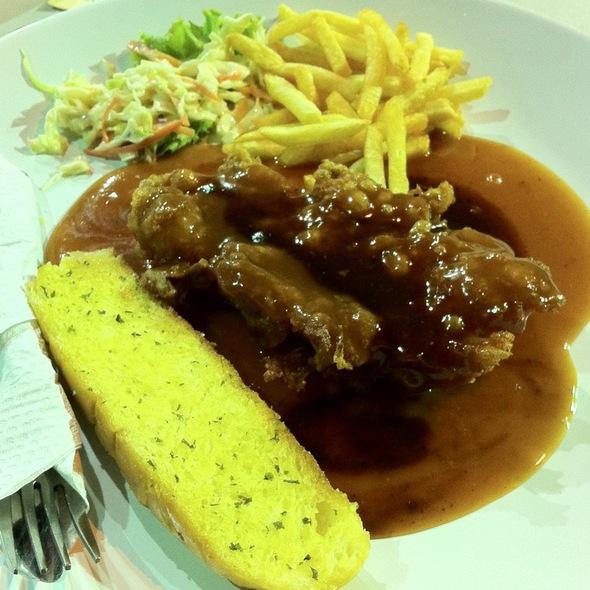 Chicken Chop @ Selera Cik Siti