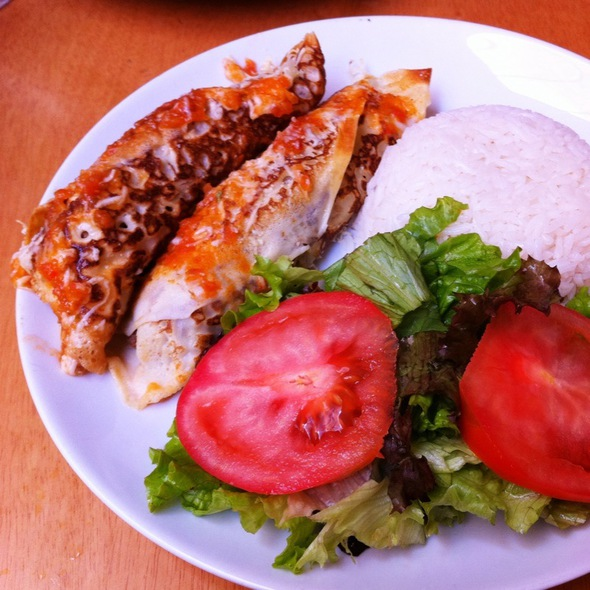 Panquecas De Carne @ Espaço Rio Carioca